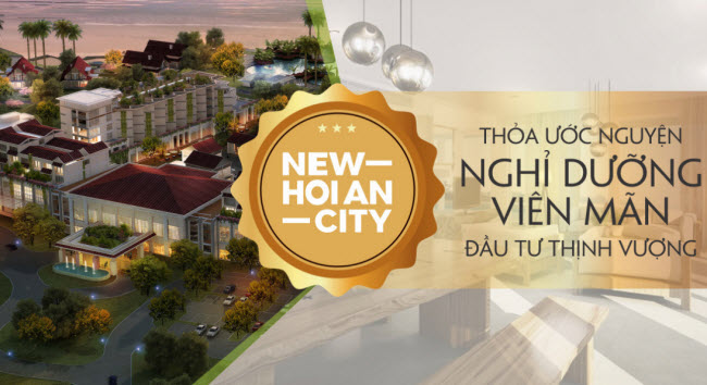 New Hội An City villas